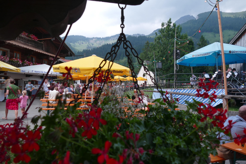 Bayrischzell - Dorffest Osterhofen